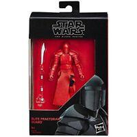 Star Wars 2017 The Black Series Elite Praetorian Guard (The Last Jedi) Action