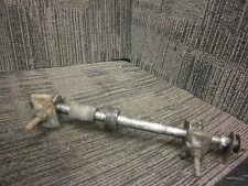 SUZUKI VL125 INTRUDER K2 2001 2002 rear wheel spindle & spacers chain adjusters