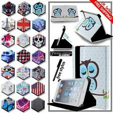 For Apple iPad 1234567/ Air 1 2 / mini 12345/iPad pro LEATHER STAND CASE COVER