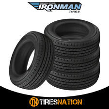 (4) New Ironman ALL COUNTRY CHT 235/80/17 120/117R All-Season Tire
