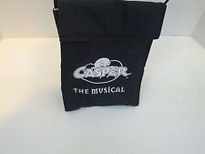 Casper the musical  play black  lunch cold bag theater promo friendly ghost