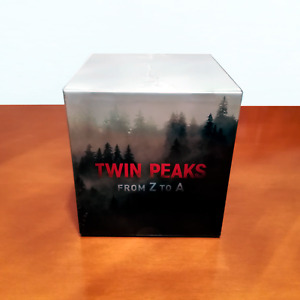 TWIN PEAKS: FROM Z TO A (BLU-RAY + UHD 4K) (Edición coleccionista)