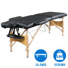 NEW Adjustable 2-section Salon Tattoo Massage Bed Facial Beauty Barber Chair US