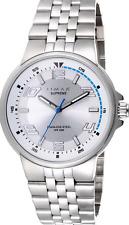 OMAX SUPREME  Quartz  Watch CS569 Stainless Steel  50m WR With OMAX Original Box