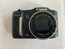 Canon PowerShot SX160 IS 16MP Digital Camera