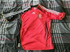 Germany 2006 World Cup Soccer Jersey, Adidas, Youth Size M