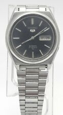 VINTAGE SEIKO 5 7019A AUTOMATIC 21J JAPAN MEN'S WATCH (1842)