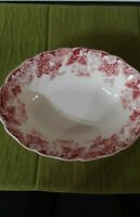 "Johnson Brothers Strawberry Fair 6 1/4"" Bread Butter Plate"