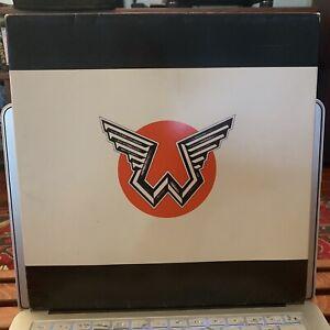 Paul McCartney Wings 1980 Japanese Tour Book Program Original