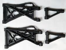 Rovan Baja Rear Suspension Lower & Upper Arms fit 5B 5T SC 66005 66006  B005