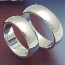1 Paar Eheringe Trauringe Hochzeitsringe Partnerringe Freundschaftsringe