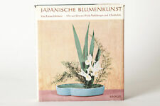 Buch: Japanische Blumenkunst  von Tatsuo Ishimoto, 146 S/W + 8 Farbbild. (86459)