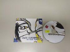 718- PACO CIFUENTES LA VIDA APARTE CD INDIE ALTERNATIVO 12 TRACKS SPAIN