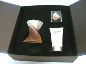 BOX MONTANA POUR FEMME PARFUM DE PEAU 50ML EAU DE TOILETTE + 50ML BODY EMULSION