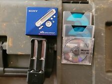 New listing Sony Mz-N710 With battery three discs and a charger Tested 100%