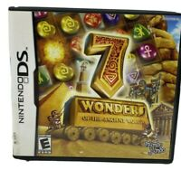7 Wonders of The Ancient World Nintendo DS Strategy Complete Tested Works