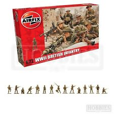 Airfix WWII British Infantry N. Europe 1 72