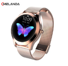 KW10 Smart Watch 2019 IP68 Waterproof Heart Rate Bluetooth Women For Android iOS