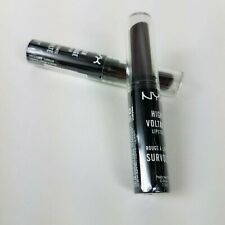 2 NYX High Voltage Lipstick HVLS09 Dahlia Sealed