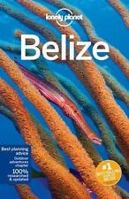 Lonely Planet Belize (Travel Guide)-ExLibrary