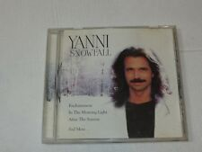 Snowfall by Yanni CD Nov-2004 BMG Special Products After the Sunrise Enchantment