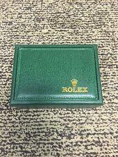 Brand New Rolex Watch Box w/ Carry Bag