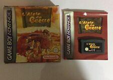 Jeu NINTENDO Game Boy L'aigle De Guerre avec Notice et Boîte