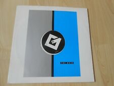 "The Grid ‎ On The Grid 1990 12"" Promo  1/500  SOFT CELL DAVE BALL"