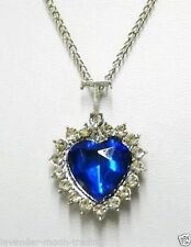 Handmade Diamond Chain Costume Necklaces & Pendants