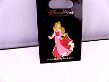 Disney * PRINCESS AURORA * SPARKLE GLITTER GOWN * New on Card RETIRED Pin