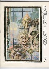 Squa Tront #7 (1977) NM