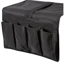 Chair Arm Caddy Remote Control Holder Couch Storage Recliner Newspaper Organizer