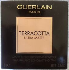 GUERLAIN Terracotta Collector Ultra-Matte Bronzing Powder