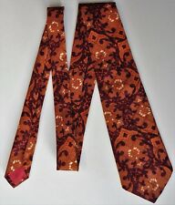 Michelsons of London tie Vintage 1960s 1970s Classic mens wear Good condition