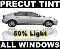PRE CUT CAR WINDOW TINT KIT LEGAL MITSUBISHI L200 97-06 5/% FULL