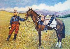 C1 Carte Postale DESSIN JULLIAN Centenaire 14 18 CHASSEUR D AFRIQUE 1914 - 13