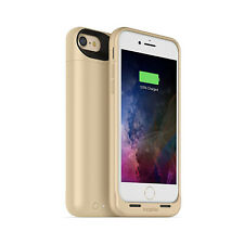 Mophie Juice Pack Air QI Wireless Battery Charge Case Protective iPhone 7 Gold