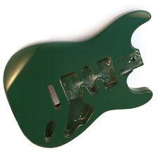 Sherwood Guitarra de Cuerpo Aliso verde para Stratocaster Strat