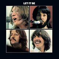 The Beatles - Let It Be [New Vinyl] 180 Gram, Rmst, Reissue