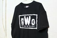 Vintage 90s NWO WCW WWF WWE T Shirt Size Mens XL Single Stitch