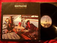 Crosby, Stills & Nash - CSN        German Atlantic LP