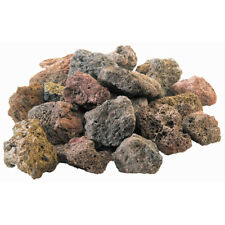 NATURAL LAVA ROCKS 6 Lb Gas Grill Rock Stones Grilling Barbecue Outdoor Cooking