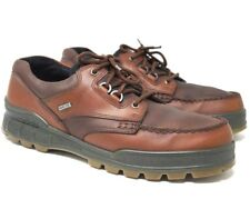 Ecco Track Low Men's Gore-Tex Walking Hiking Shoes Oxfords Size 47 US 13-13.5