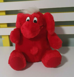 KODAK KOLORKIN FLASH RED KODAK PROMOTIONAL PLUSH TOY 90S- SEE MY OTHERS!