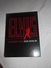 Elvis Presley - '68 Comeback Special ; ultra-rare 3-DVD Deluxe Box Set ; New & S