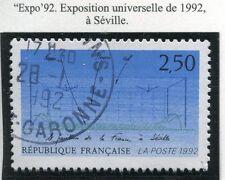 STAMP / TIMBRE FRANCE OBLITERE N° 2736 / EXPOSITION SEVILLE 1992