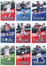 """""""COMPLETE HOMETOWN HEROES SET"""" UD MLS SOCCER 2009"""
