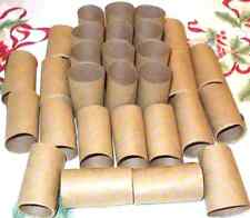 40 Half Dollar - Shotgun Coin Wrappers - Coin Rolls - Crimped On One End