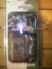 NIP Mossy Oak Break-Up Infinity Hard Case For Use With iPhone 4/4s