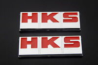2 PCs HKS Badges